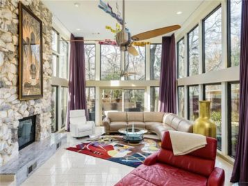 Striking Brookshire Park Contemporary Soars in Our Dallas Open Houses Roundup